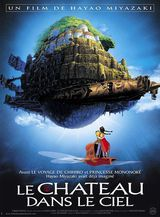 Affiche du Château dans le ciel (1986)