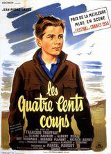 Affiche des Quatre Cents Coups (1959)