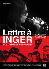 Affiche de Lettre à Inger (2019)