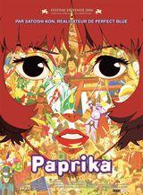 Affiche de Paprika (2006)