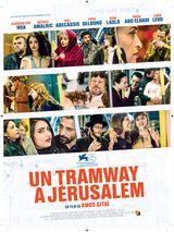 Affiche d'Un Tramway à Jérusalem (2019)