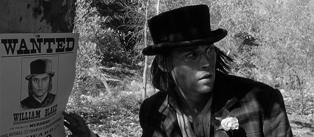 Johnny Depp dans Dead Man (1995)