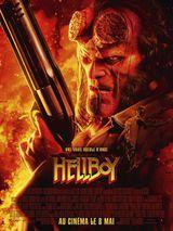 Affiche de Hellboy (2019)