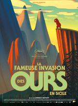 Affiche de La Fameuse Invasion des ours en Sicile (2019)