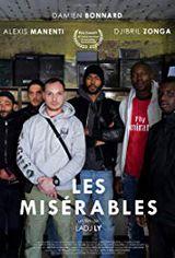 Affiche des Misérables (2019)