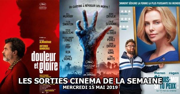 Les sorties cinéma de la semaine - mercredi 15 mai 2019