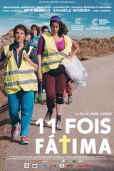 Affiche de 11 fois Fátima (2019)