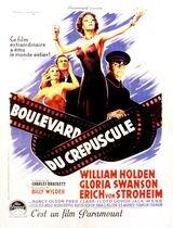 Affiche de Boulevard du crépuscule (1950)