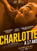 Affiche de Charlotte a 17 ans (2019)