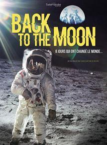 Affiche de Back to the Moon (2019)