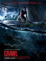 Affiche de Crawl (2019)