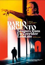 Affiche de Dario Argento : soupirs dans un corridor lointain (2019)