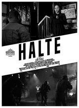 Affiche de Halte (2019)