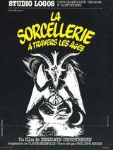 Affiche de Häxan : La sorcellerie à travers les âges