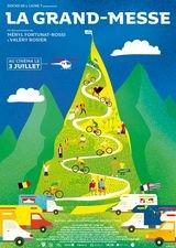 Affiche de La Grand-Messe (2019)