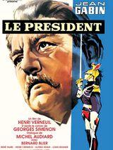 Affiche de Le Président (1961)