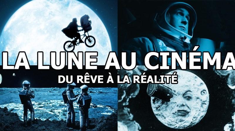 La Lune au cinéma : du rêve à la réalité