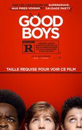 Affiche de Good Boys (2019)