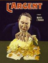 Affiche de L'Argent (1928)