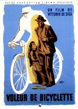 Affiche de Le Voleur de Bicyclette (1948)