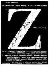 Affiche de Z (1969)