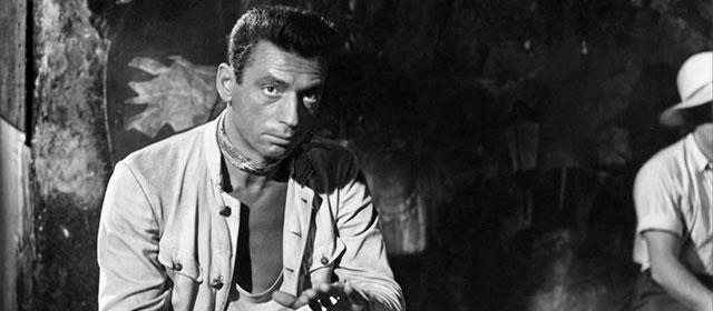 Yves Montand dans Le Salaire de la peur (1953)