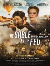 Affiche de De Sable et de Feu (2019)