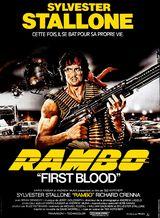 Affiche de Rambo (1982)