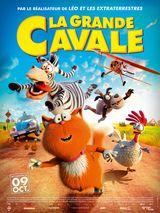 Affiche de La Grande cavale (2019)