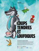 Affiche de Loups tendres et loufoques (2019)