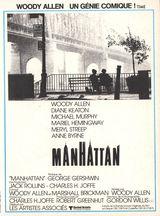 Affiche de Manhattan (1979)