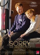 Affiche de Sorry We Missed You (2019)