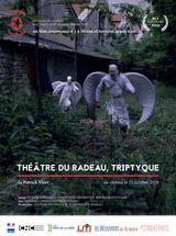 Affiche de Théâtre du Radeau, Triptyque (2019)