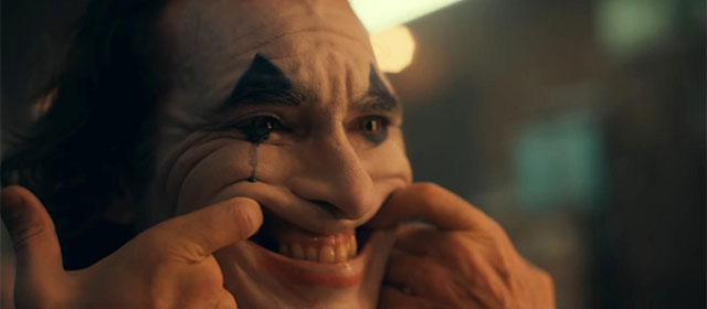 Joaquin Phoenix dans Joker (2019)