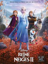 Affiche de La Reine des Neiges 2 (2019)
