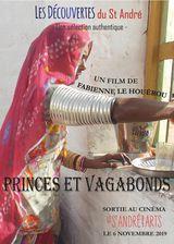 Affiche de Princes et Vagabonds (2019)