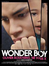 Affiche de Wonder Boy, Olivier Rousteing, né sous X (2019)