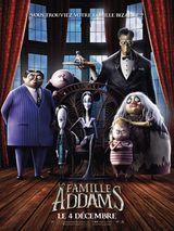 Affiche de La Famille Addams (2019)