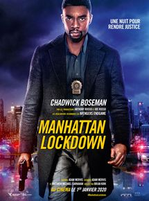Affiche de Manhattan Lockdown (2020)