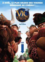 Affiche de Vic le Viking (2019)
