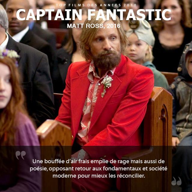 Top des années 2010 - Captain Fantastic