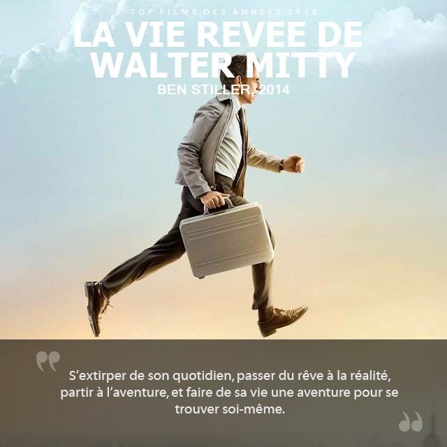 Top des années 2010 - La Vie rêvée de Walter Mitty