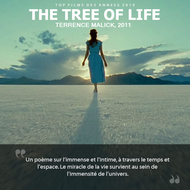 Top des années 2010 - The Tree of Life
