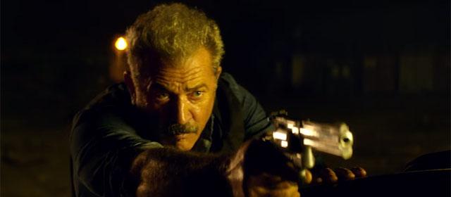 Mel Gibson dans Traîné sur le bitume (2019)