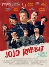 Affiche de Jojo Rabbit (2020)