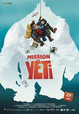 Affiche de Mission Yéti (2020)