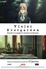 Affiche de Violet Evergarden : Eternité et la poupée de souvenirs automatiques (2020)