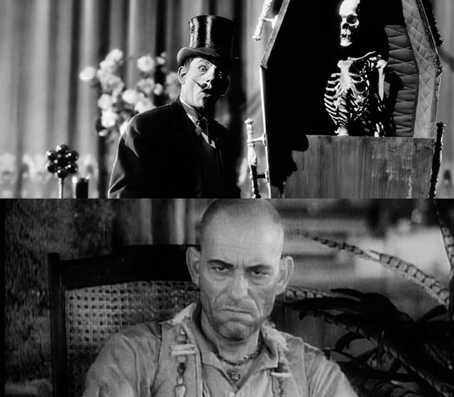 Lon Chaney Sr. dans Le Talion (1928)