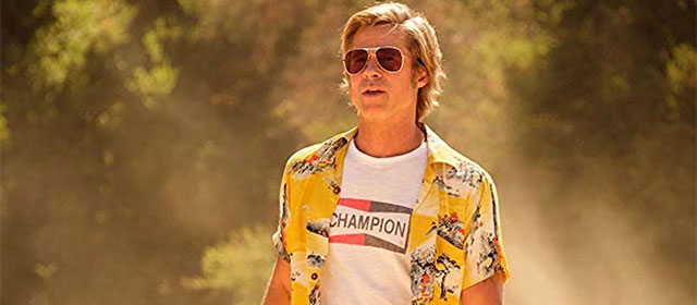 Brad Pitt dans Once Upon a Time... in Hollywood (2019)