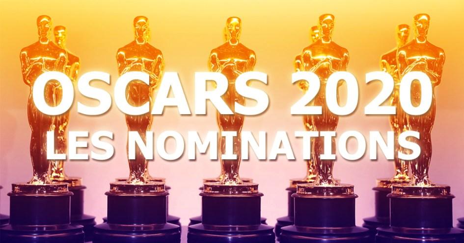 Oscars 2020 - Les nominations